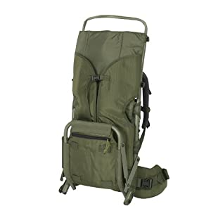 Kelty Cache Hauler Frame Only - One Size (Olive, 16 - 22-Inch Torso)