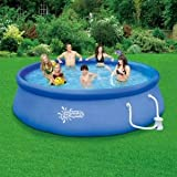 Summer Escapes 10-Foot-by-30-Inch Quick Set Ring Pool