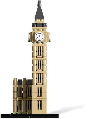 Architecture 21013 Lego Big Ben By Armshop Picture