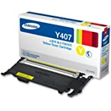 Samsung CLT-Y407S Toner Cartridge for CLP-325W and CLX-3185FW - Yellow