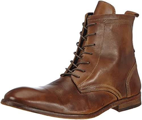 Hudson Swathmore 4615240, Stivali uomo - Marrone/Dorato, 42 EU