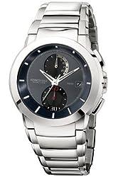 Kenneth Cole Men's KC3667 Reaction Silver-Tone Bracelet Watch