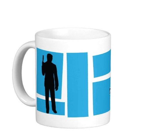 0206 Archer Quote All I'Ve Had Today Is Like Six Gummy Bears And Some Scotch Pair Of 15 Ounce Ceramic Coffee Mugs - Dishwasher And Microwave Safe - Free Priority Shipping