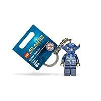 Lego 852775 ATLANTIS  Manta Warrior Keychain Key Chain