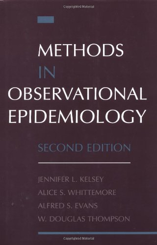 Methods in Observational Epidemiology