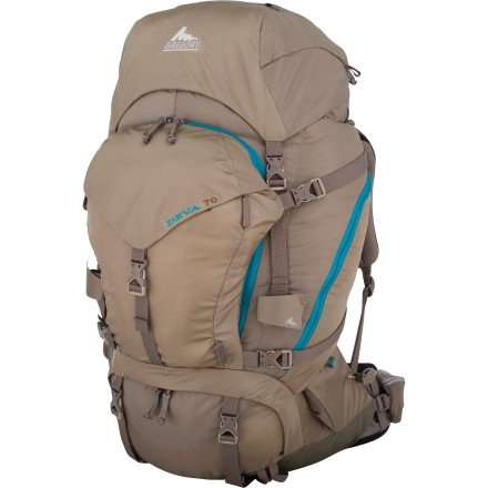 Gregory Deva 70 Technical Pack, Seneca Rock, Small ...