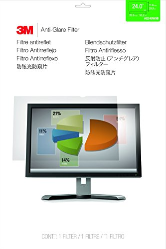 M Anti-Glare Filter for Widescreen Monitor 24.0