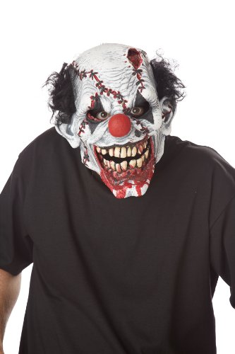 California Costumes Men's Ani-Motion Masks - In Stitches Ripper Mask