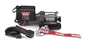 WARN 91700 1700 DC Winch by Warn