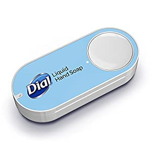 Dial Liquid Hand Soap Dash Button from Amazon
