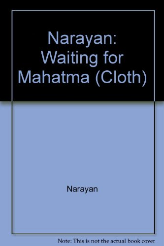 book waiting for the mahatma
