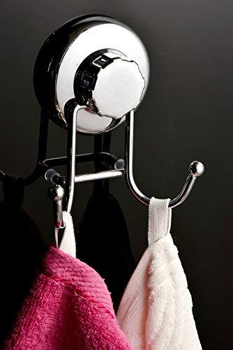 Hasko accessories super powerful vacuum suction cup hook - Anna s linens bathroom accessories ...