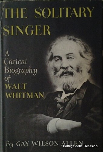 a biography of walter walt whitman