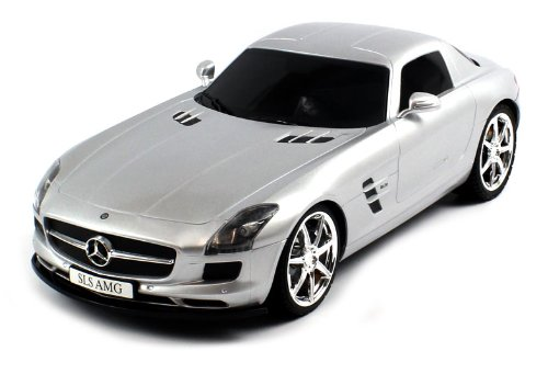 Best Price Licensed Mercedes-Benz SLS AMG Electric RC Car 1:12 RTR (Colors May Vary) Huge Size  Best Offer