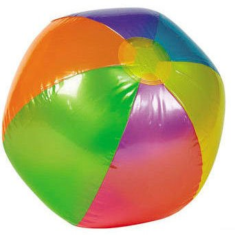 Inflate Metallic Beach Balls (1 ct) - 1