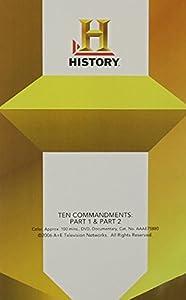 Ten Commandments Pt 1 & 2