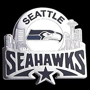 Seattle Seahawks Pin - NFL Football Fan Shop Sports Team Merchandise