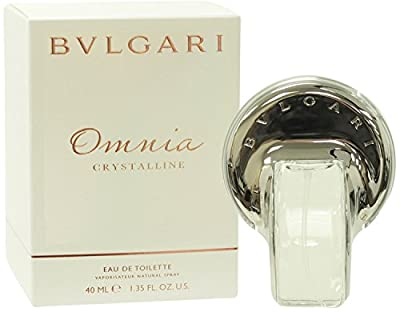 Omnia Crystalline by Bvlgari for women Eau De Toilette Spray