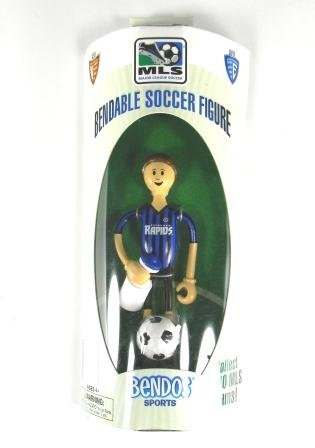 Buy Low Price Bendos Sports Colorado Rapids Bendable Soccer Figure (B005DMOKL0)