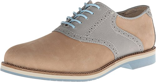 Bass Men'S Burlington Oxford,Latte/Warm Stone,9.5 M Us