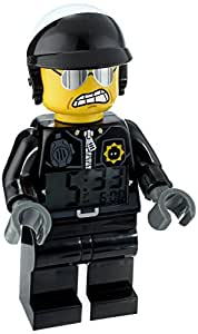 LEGO Kids' 9009952 Bad Cop Figurine Alarm Clock