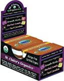 St. Claires Organics® Ginger Pastilles, 1.5 oz Tin (Pack of 6)