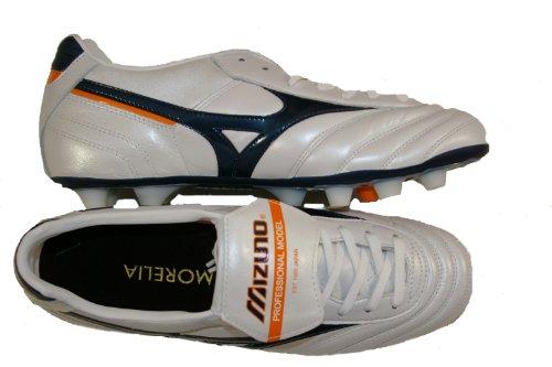 Scarpe da calcio MIZUONO MORELIA MD - bianco