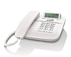 Gigaset DA610 Corded Phone (White)