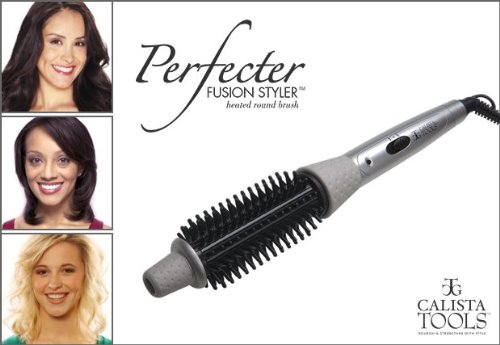 As seen on TV. The Perfecter is the all in one styling tool for all ...