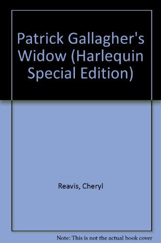 Patrick Gallagher's Widow (Harlequin Special Edition)
