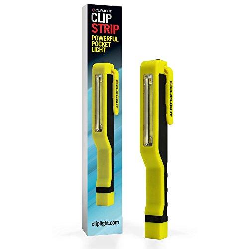Cliplight 111112 Super Bright 140 Lumens Clipstrip LED Flashlight photo