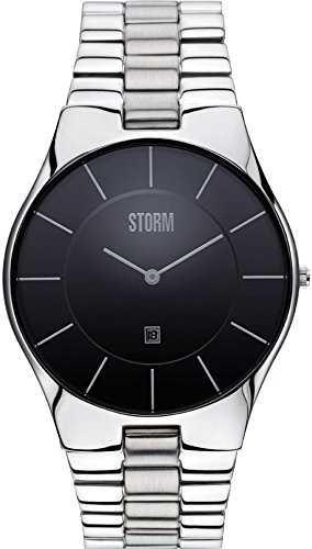 storm-reloj-de-pulsera-hombre-metal-color-plateado