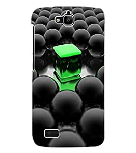 ColourCraft Printed Design Back Case Cover for HUAWEI HONOR HOLLY