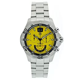 TAG Heuer Men s CAF101D BA0821 Aquaracer Grande Date Watch