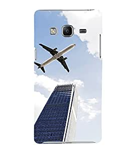 EPICCASE Aim High Mobile Back Case Cover For Samsung Tizen Z3 (Designer Case)