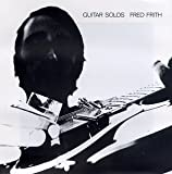 Guitar Solos by Frith, Fred (1993-09-18)