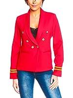 Guilty Americana Mujer Zoe (Rojo)