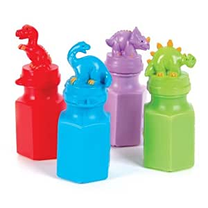Rhode Island Novelty Rhode Island Novelty Dinosaur Bubble Bottles