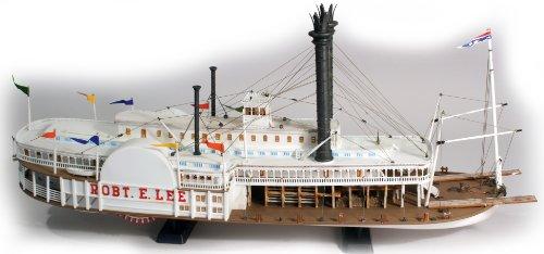 Lindberg Models Mississippi Steamboat Robert E Lee