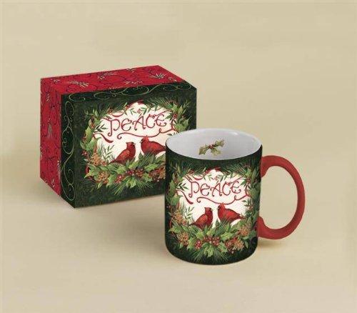 Birds Of Peace 14 Oz Coffee Mug