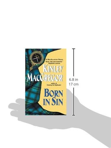Born in Sin (Avon Romantic Treasure)