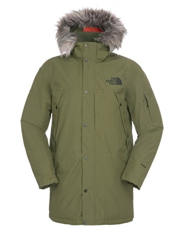 The North Face M Orcadas Parka Fig Green günstig