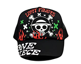 Anime One Piece Anime One Piece Baseball Cap Hat Men's and Women's Peaked Cap