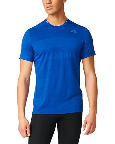adidas T-Shirt Sn Ss M royalblau