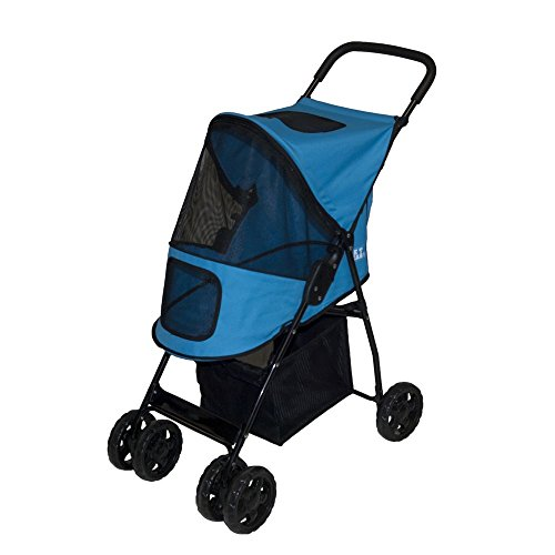 pet-gear-hundebuggy-sport-lite-blau