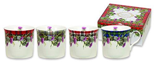 heath-mccabe-set-di-tazze-in-fine-porcellana-modello-countess-thistle-tartans-4-pezzi-rosso-100000