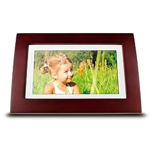 ViewSonic VFA720W-10 7英寸木质电子相框