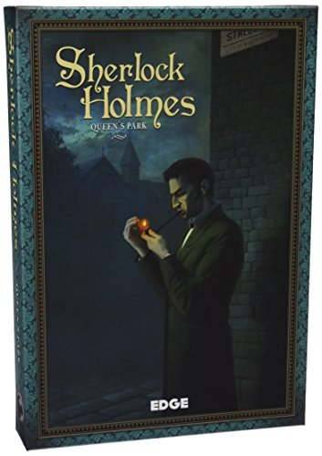 Sherlock Holmes: Detective Asesor - Queen's Park (Edge Entertainment EDGSH03)