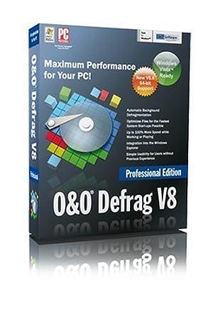 O&O Defrag V8 Professional Edition