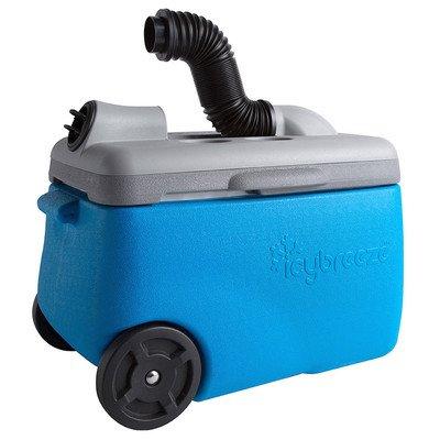 Portable Air Conditioner & Cooler Blizzard Color: Blue